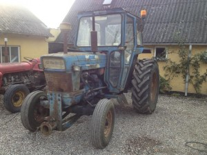 Ford 5000 x