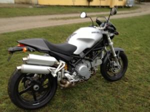 Ducati S2R800 Monster